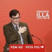 El PSC guanya les eleccions però el bloc independentista superaria els 68 escons