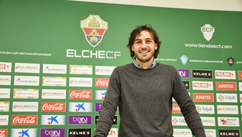 David Generelo será el segundo entrenador del Elche.