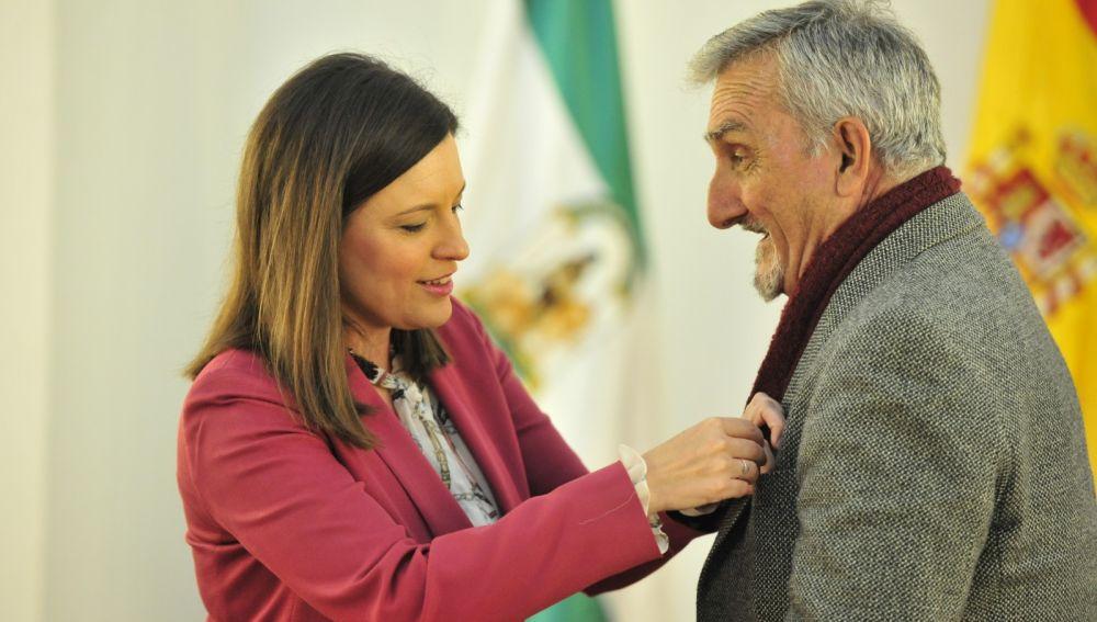Juan Rivero y Patricia Cavada