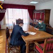 Guardia Civil y farmacéuticos de Palencia firman un convenio de colaboración para reforzar la seguridad de nuestros mayores