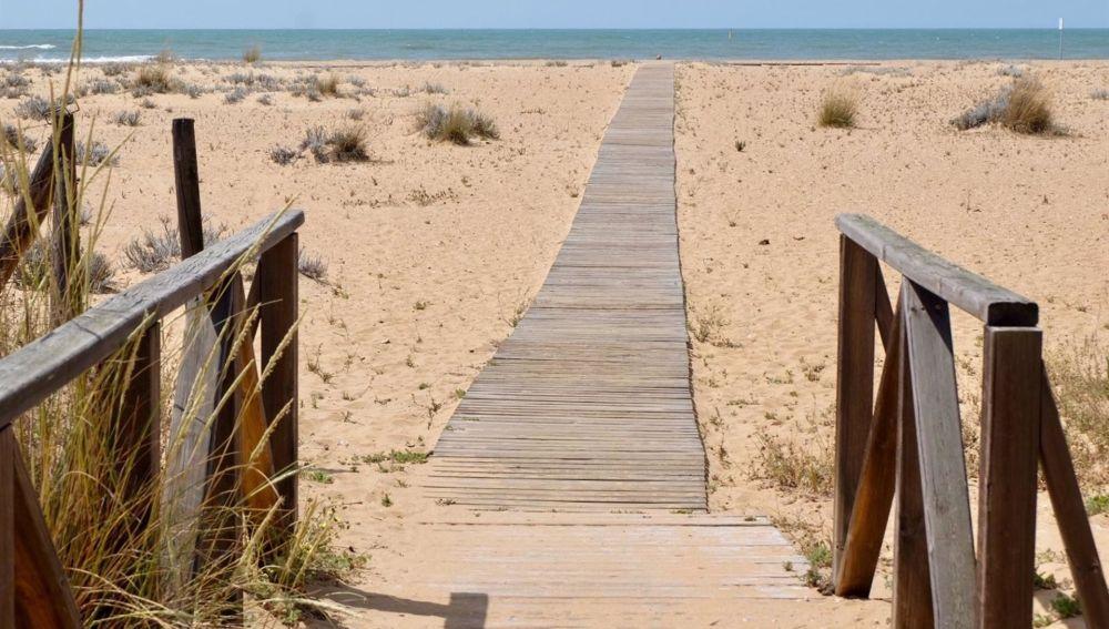 Playa de El Espigón