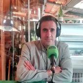 Raúl Iznata, ex jugador del Málaga