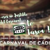 Jartibles del Carnaval, el concurso de Onda Cero Cádiz