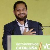 ¿Quién es Ignacio Garriga, candidato de Vox en las elecciones catalanas?