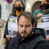 El rapero Pablo Hasel en una imagen de archivo