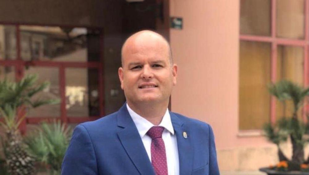 Raúl Llobel, candidato a la alcaldía de Teulada