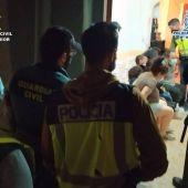 Desarticulado un grupo criminal que asaltaba domicilios con pistolas y utilizaba violencia extrema contra sus moradores
