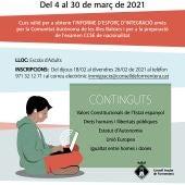 El Curso de Integración Social y Cultural para extranjeros de Formentera llega a su 15ª edición