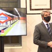 La estación de Metro de Atocha Renfe pasará a llamarse 'Atocha Constitución del 78'