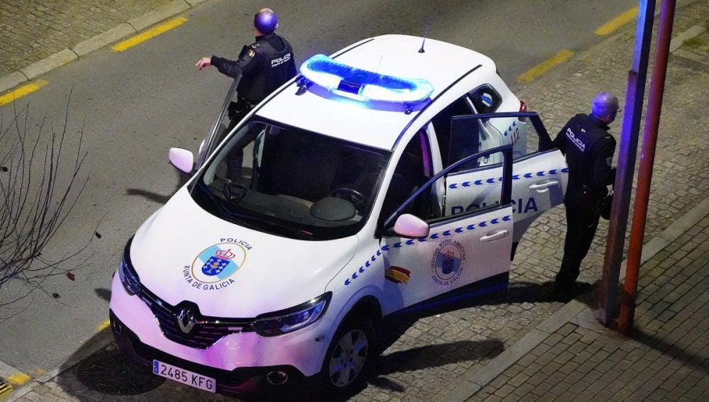 A Policía Autonómica tramitou 116 denunicas no último fin de semana
