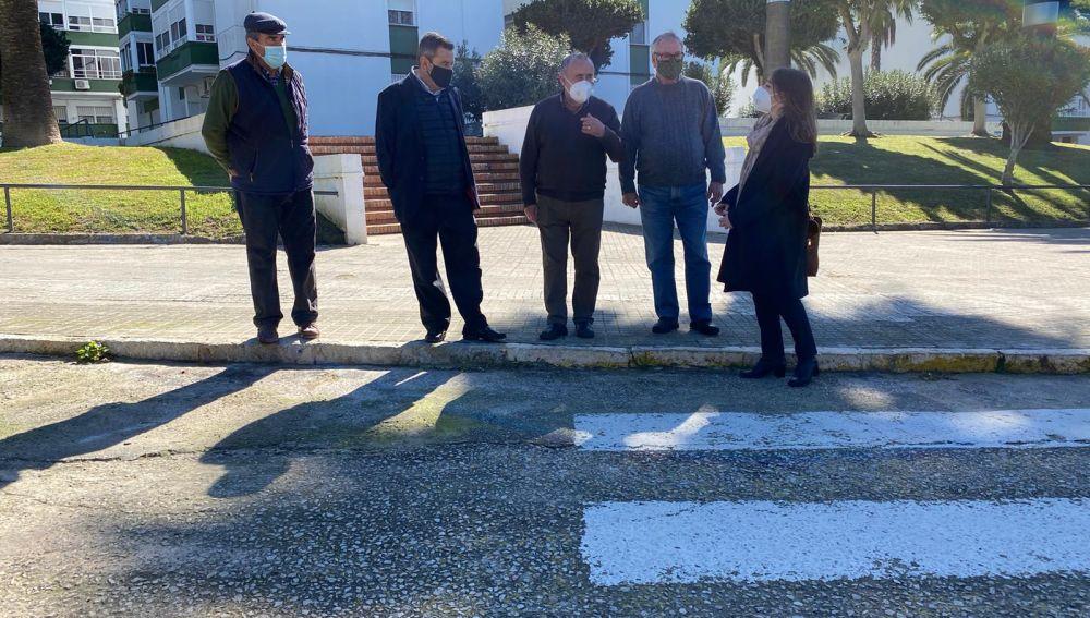 """El PP reclama """"atención y mantenimiento"""" a la barriada Andalucía"""