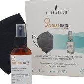Grupo Airnatech lanza al mercado el nuevo pack compuesto de mascarilla y spray antimicrobiano