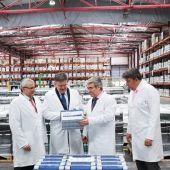 Juan Ángel Ríos, CCOO, es bueno para la estabilidad y la ampliación de la plantilla