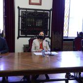Reyes Maroto se reúne con los alcaldes del este de la Comunidad de Madrid