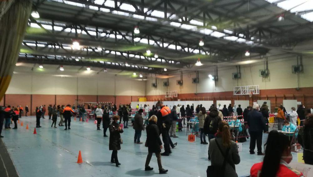 El Ayuntamiento ofrece a la Junta el pabellón de Campos Góticos para vacunar a la población