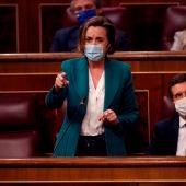 La portavoz popular en el Congreso Cuca Gamarra
