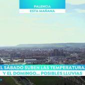 VÍDEO: Hoy en Tu Tiempo con Roberto Brasero Palencia desde el Cristo del Otero
