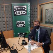 Alberto Núñez Feijoo, estudios Onda Cero Vigo