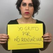 Campaña #YonoRenuncio