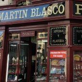 Martín Blasco cerrará el próximo mes tras 125 años de trayectoria.