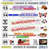 Programación Manos Unidas 2021 en Alcázar