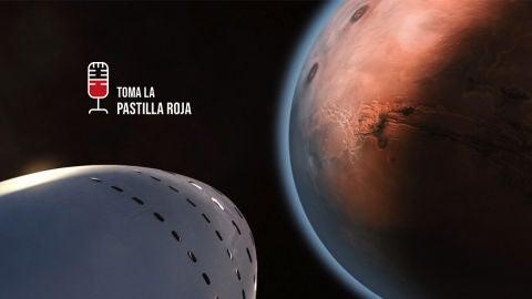 Marte entre la ciencia y la ficción