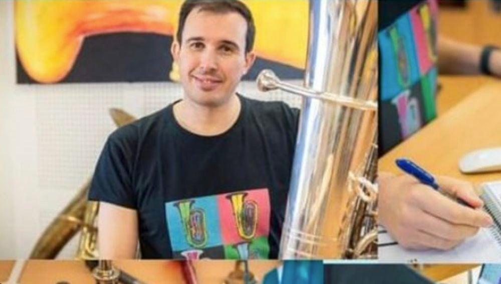 David Muñoz impartirá la masterclass.