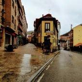 Calle Mayor y Calle Pintor Luis Álvarez