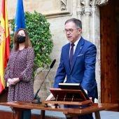 Josep Marí, conseller de movilidad y vivienda del Govern de les Illes Balears