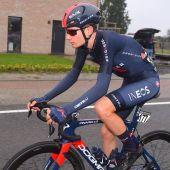 Carlos Rodríguez Cano, ciclista español de Ineos