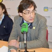 Javier Tessier, profesor de biología del Colegio Internacional Peñacorada