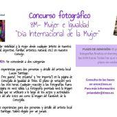 Concurso de fotografía `Mujer e Igualdad´