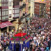 Procesión de los Estudiantes en Oviedo
