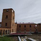 Obras en el Palacio Arzobispal de Alcalá de Henares