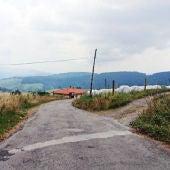 El Ayto. de Tineo destina remanente de tesorería para arreglar la carretera de Piedralonga.