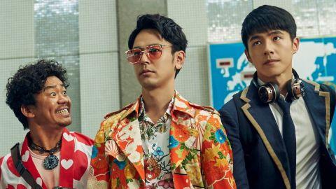 Imagen promocional de la película 'Detective Chinatown 3', que ha batido a 'Vengadores: Endgame' con las mejores cifras de recaudación en un estreno