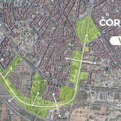 Corredor Verde València Sur