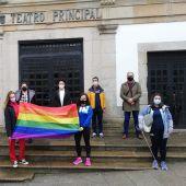 As concellerías de Igualdade e de Deportes impulsan o spot audiovisual, na que participan dez equipos da cidade, co gallo do Día Internacional contra a LGTBIfobia no deporte