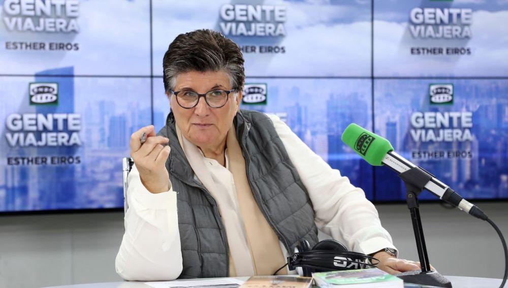 Esther Eiros pregonera Semana Santa Santiago