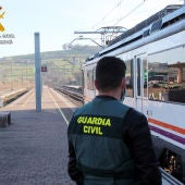 Grafitis Guardia Civil