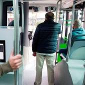 Málaga estrena el primer autobús sin conductor de Europa