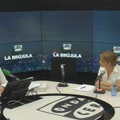 VÍDEO entrevista completa con Yolanda Díaz en La Brújula 04/03/2021