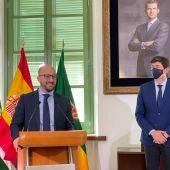 Germán Beardo y Juan Marín
