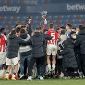 Berenguer mete al Athletic en la final de Copa y fulmina el sueño de un gran Levante