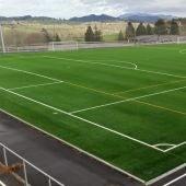 El campo de fútbol naveto