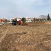 Los primeros familiares huertos urbanos podrían estar listos en mayo en erte de Saavedra