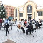 Imatge d'una terrassa a Tarragona.