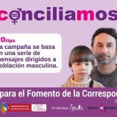 Comienza la campaña `Conciliamos´ en el marco de la Semana de la Igualdad de Alcázar