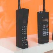 Teléfonos móviles antiguos