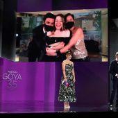 Ganadores Premios Goya: lista completa de premiados